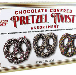 Trader Joe's Chocolate Covered Pretzel Twist Assortment