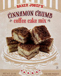 Trader Joe's Cinnamon Crumb Coffee Cake Mix