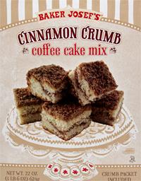 Trader Joe's Cinnamon Crumb Coffee Cake Mix