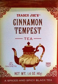 Trader Joe's Cinnamon Tempest Tea