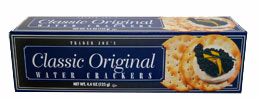 Trader Joe's Classic Original Water Crackers