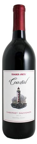 Trader Joe's Coastal Cabernet Sauvignon Wine