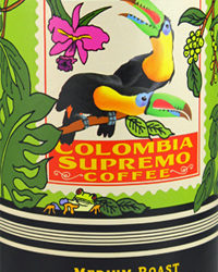 Trader Joe's Colombia Supremo Coffee