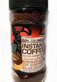 Trader Joe's 100% Colombian Instant Coffee