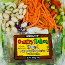 Trader Joe's Country Italian Salad