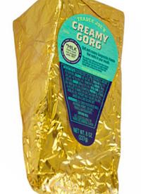 Trader Joe's Creamy Gorgonzola Cheese