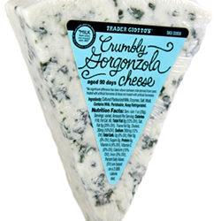 Trader Joe's Crumbly Gorgonzola Cheese