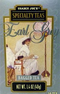 Trader Joe's Earl Grey Tea