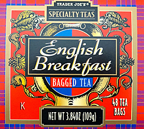 Trader Joe's English Breakfast Tea
