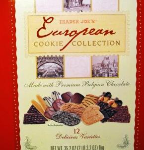 Trader Joe's European Cookie Collection