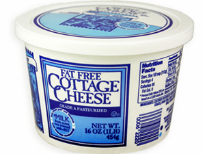 Trader Joe's Fat Free Cottage Cheese
