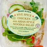 Trader Joe's Five Spice Chicken and Asian Style Noodle Salad
