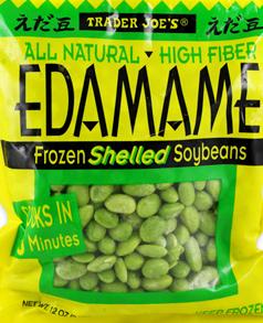 Trader Joe's Frozen Edamame