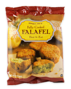 Trader Joe's Frozen Falafel