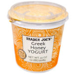 Trader Joe's Greek Honey Yogurt