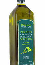 Trader Joe's 100% Greek Kalamata Extra Virgin Olive Oil