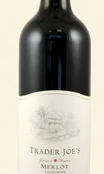 Trader Joe's Grower's Reserve California Merlot