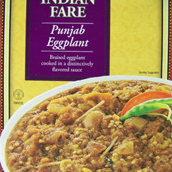 Trader Joe's Indian Fare Punjab Eggplant