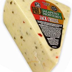 Trader Joe's Jalapeño Monterey Jack Cheese