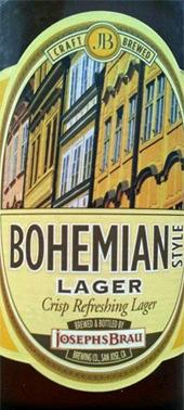 Josephsbrau Bohemian Style Lager