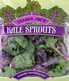 Trader Joe's Kale Sprouts