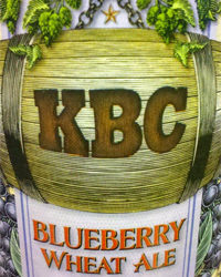 KBC Blueberry Wheat Ale