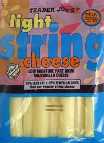 Trader Joe's Light String Cheese
