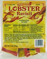 Trader Joe's Lobster Ravioli