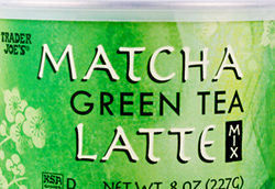 Trader Joe's Matcha Green Tea Latte Mix