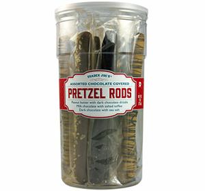 Trader Joe's Milk Chocolate Covered Pretzel Rods