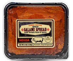Trader Joe's Nduja Spicy Salami Spread