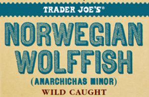Trader Joe's Norwegian Wolffish