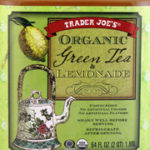Trader Joe's Organic Green Tea Lemonade