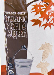 Trader Joe's Organic Maple Sugar