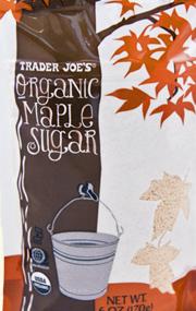 Trader Joe's Organic Maple Sugar