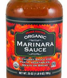Trader Joe's Organic Marinara Sauce