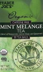 Trader Joe's Organic Mint Melange Tea