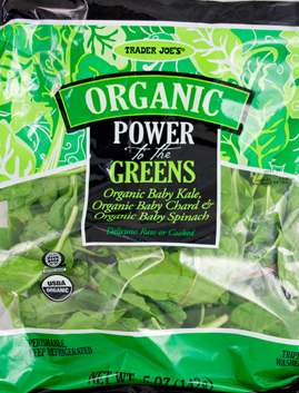Trader Joe's Power Greens