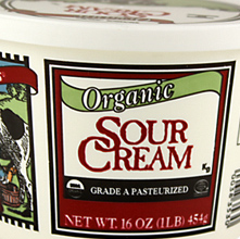 Trader Joe's Organic Sour Cream