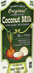 Trader Joe's Original Coconut Milk