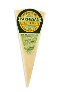 Trader Joe's Parmesan Cheese Wedge