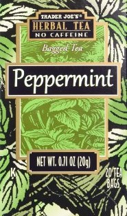 Trader Joe's Peppermint Tea