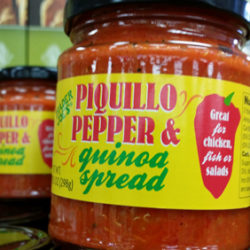 Trader Joe's Piquillo Pepper & Quinoa Spread