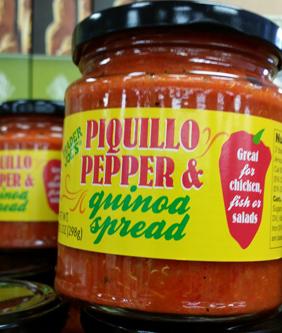 Trader Joe's Piquillo Pepper & Quinoa Spread
