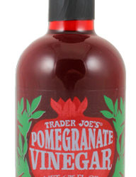 Trader Joe's Pomegranate Vinegar
