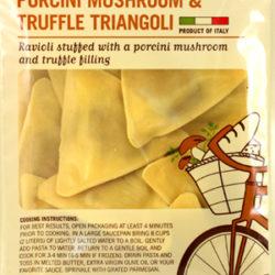 Trader Joe's Porcini Mushroom & Truffle Triangoli