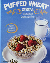 Trader Joe's Puffed Wheat Cereal