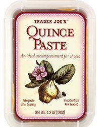 Trader Joe's Quince Paste