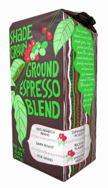 Trader Joe's Shade-Grown Ground Espresso Blend