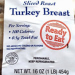 Trader Joe's Simply Sliced Roasted Turkey Breast